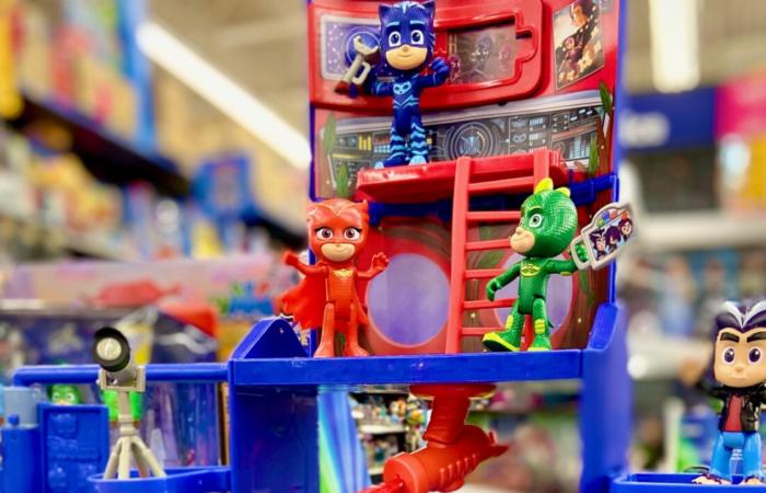 Checklist for Consumer Promotions; PJ Masks toys