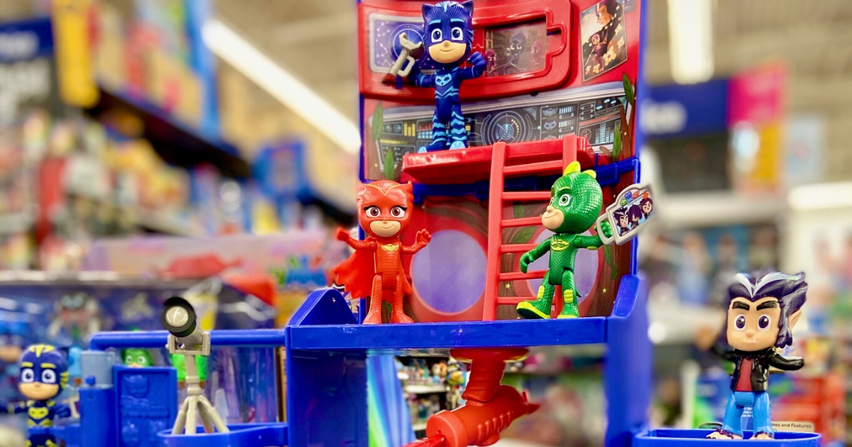 Checklist for Consumer Promotions; PJ Masks toys