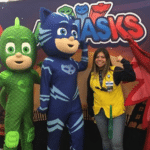 PJ Masks Retailtainment Event in Walmart