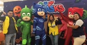 PJ Masks Retailtainment Event in Walmart