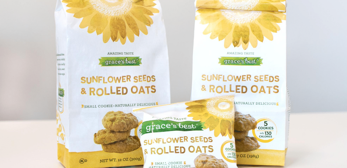 Grace's Best Cookies products