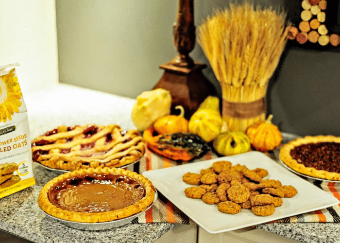 Grace's Best Cookies and pies