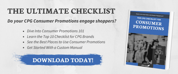 Checklist for Consumer Promotions